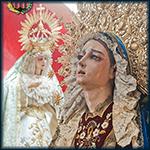 Besamanos Virgen del Calvario